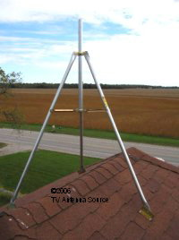 How To Install A Tv Antenna Tripod