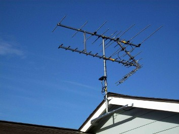 HD Stacker best outdoor TV antenna for weak signal